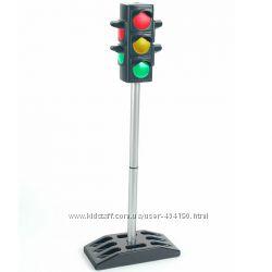 Детский светофор четырехсторонний 72 см Klein 2990 Оригинал