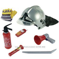 Детский набор пожарника 7 элементов Klein 9828