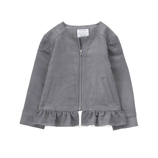 Стильная куртка, пиджак Gymboree, 5T