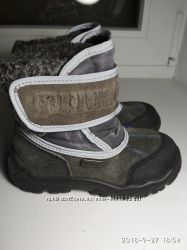 Ботинки зимние bamatex  24 размер