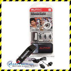 Alpine MusicSafe Pro беруши для музыкантов и DJs.