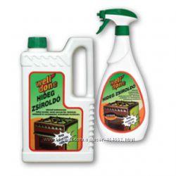 Well Done - средство для чистки плиты антижир 750 ml