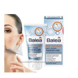 Balea - антибактериальная серия для проблемной кожи - Германия