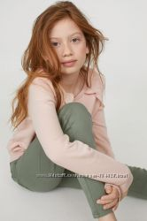 Брюки-треггинсы H&M для девочек подростков