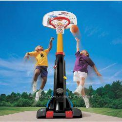 Баскетбольный щит раздвижной Little Tikes 4339