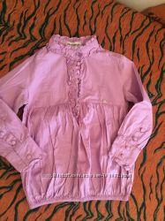 Шикарная блузочка Артигли на 3-4 года