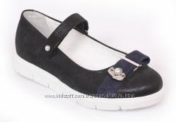 Модные кожаные туфли Каприз КШ-571 в наличии