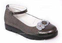 Гламурные кожаные туфли Каприз КШ-573 в наличии
