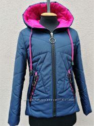 Куртки подростковые в наличии р. 146-170, три расцветки