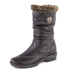 Сапоги, ботинки зимние натуральная кожа SOFISTAILS
