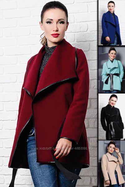 Короткое пальто халат Констанция