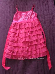 сарафан праздничный  на девочку 5-6 лет ф-ма Глория Джинс