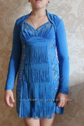 платье на выпускной можно для бальных танцев очень красивое