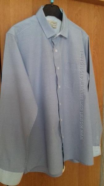 Школьная рубашка на мальчика рост 152-158 см