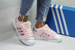 8330adfa Adidas Superstar с розовыми полосками копия суперстары А031, 820 грн ...