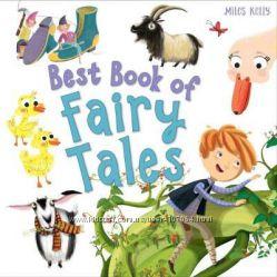 Сборник сказок для дошкольников на английском языке