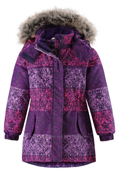 Зимние куртки-парки Lassie by Reima 721736 девочкам