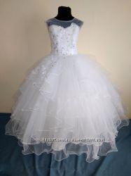 Детское нарядное платье Ребекка