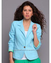 Новый женский  пиджак , 100 хлопок Grand UA