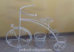 Велосипед декор, подставка для цветов, для фото