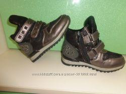 Демисезонные ботиночки на девочку, рр 28 18 см стелька