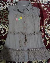 Легкий сарафан, рубашка