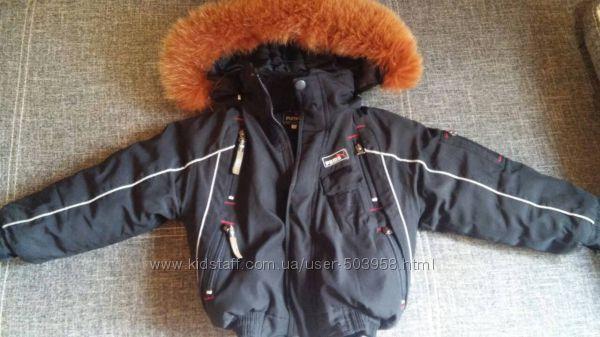 Куртка PUMA для двора