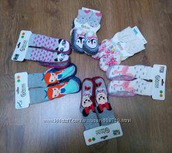Носки-чешки  Bross махровые для девочки
