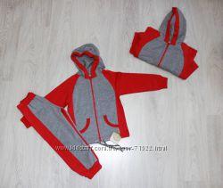 Спортивный костюм для девочки В Наличии 104 110 116 122 128 134 140 рост