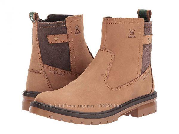 Водонепроницаемые стильные ботинки