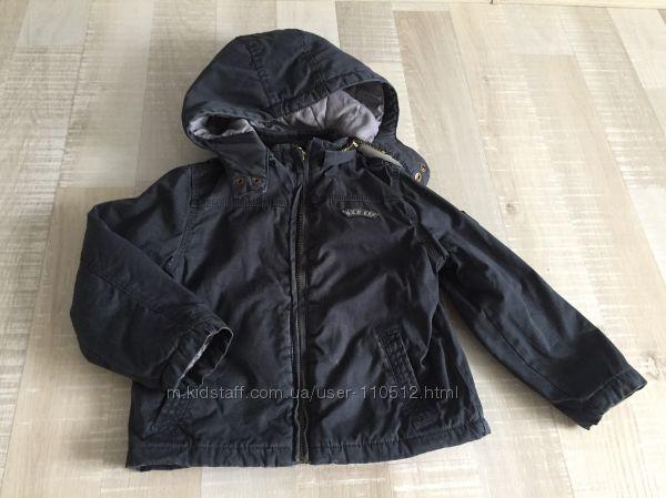 Куртка деми сезон 4 года
