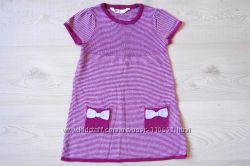 Платье-сарафан H&M, размер указан 2-4 года 98-104 см дочка носила в 4-5
