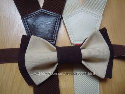 Бабочки , галстуки и подтяжки