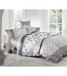 Качественные постельные комплекты сатин люкс Altinbasak Турция со склада