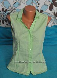Майка блузка на пуговицах SELA. Размер M.
