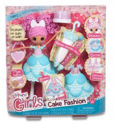 Lalaloopsy Girls Cake Fashion Doll Глазурина