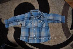 Модні сорочки для хлопчиків