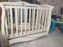 кроватка детская Baby Italia Andrea Vip Ivory