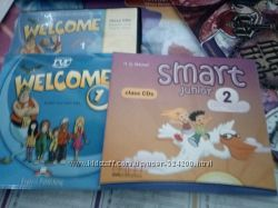 Продам диски к учебнику welcome 1
