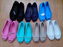 Балетки Jose Amorales, розовые, голубые, черные, синие, белые, бирюза, беж