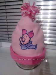 Демисезонная флисовая шапочка Disney 18-24 мес. ,объем 50см.