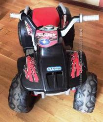 Квадроцикл детский Peg-Perego для девчонок и мальчишек
