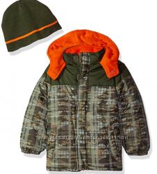 Куртки iXtreme с шапкой для мальчика разные расцветки