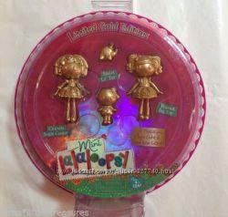 Набор Мини Лалалупси Gold Edition Mini Lalaloopsy