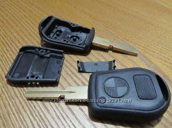 Корпус ключа BMW E38 E39 E36 Z3 на 2 кнопки