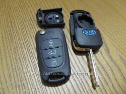 Корпус выкидного ключа KIA, Hyundai. CE0682