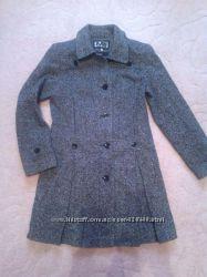 Теплое пальто шерсть