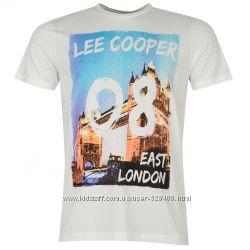 Футболка Lee Cooper оригинал с Англии, размер L