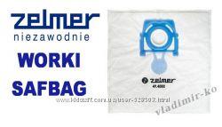 Мешки для пылесоса Zelmer 49. 4000