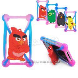 Чехол-бампер для смартфонов 4 - 5, 3 Фигурка Angry Birds